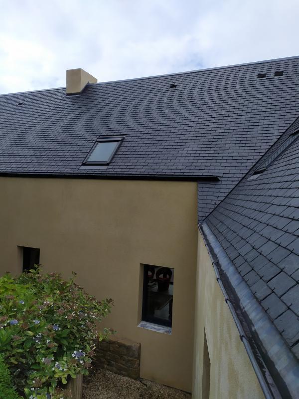 Nettoyage et traitements de façades et de toitures à Trinité sur mer 4