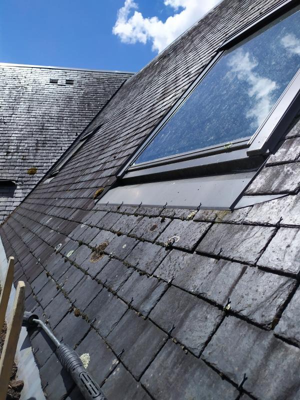 Nettoyage et traitements de façades et de toitures à Trinité sur mer 5